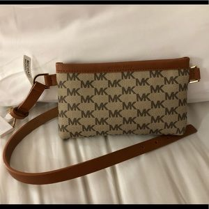 Brand new Michael Kors belt bag MK
